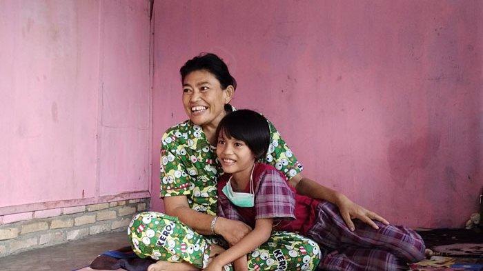 Kisah Haru Bocah Sembilan Tahun, Tempuh 16 Km Demi Rawat Ibunya yang Mengalami Pembengkakan Jantung