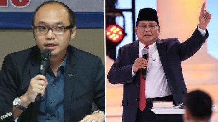 Sempat Viral Tantangan Pindah Negara untuk Yunarto Wijaya, Pendukung Prabowo Mendadak Hapus Akunnya