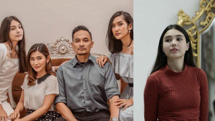 Kolase foto Zahra dan Para Pemain Suara Hati Istri