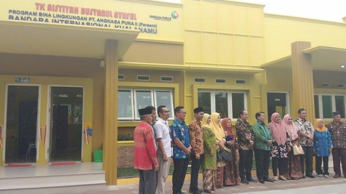 Jabatan Segera Berakhir, Wakil Bupati Zainuddin Mars Titip Pesan Ini kepada AP II Kualanamu