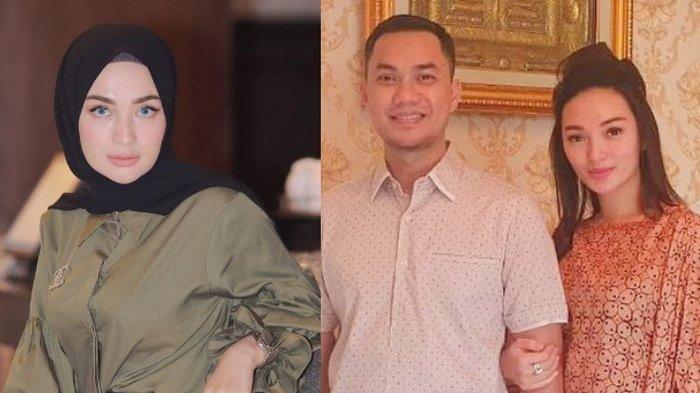 Zaskia Gotik Buktikan Akur dengan Mantan Istri Sirajuddin Mahmud yang Lagi Sakit Kanker