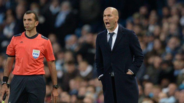 Real Madrid Terdepak dari Piala Super Spanyol, Zidane ...