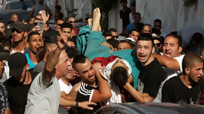 Percik Darah di Jerusalem: Zionis yang Makin Bengis
