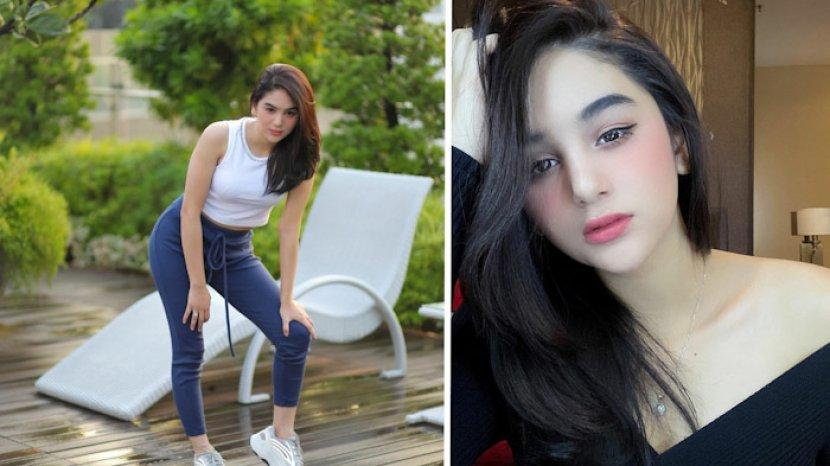 Inilah Potret Artis Cantik Hana Hanifah 23 Yang Ditangkap Di Medan Diduga Terkait Prostitusi Tribun Medan