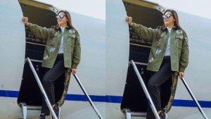 Kumpul Bareng Geng Sosialita, Maia Estianty Pede Pakai Celana Jeans Sobek, Tapi Intip Harga Tasnya