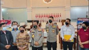 INILAH Daftar Perwira Polsek Percut Sei Tuan Dicopot setelah Pedagang Sayur Menjadi Tersangka
