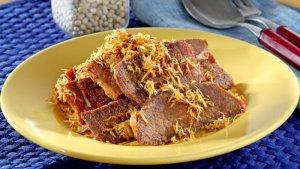 Resep Empal Goreng Serundeng dan Cara Membuatnya, Hidangan yang Bikin Nafsu Makan Tak Terbendung
