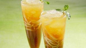 Resep Es Asam Segar Kelapa Muda dan Cara Membuatnya, Minuman ini Menyegarkan Banget