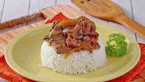 Resep Nasi Tumis Daging dan Cara Membuatnya, Hidangan Simple namun Rasanya Mantap Betul