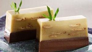 Resep Puding Cokelat Lapis Gula Merah dan Cara Membuatnya, Dessert Manis dan Enak Favorit Keluarga