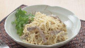 Resep Ramen Carbonara dan Cara Membuatnya, Menu Sarapan Serba Pasta dengan Rasa yang Begitu Creamy