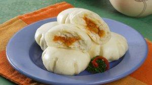 Resep Roti Kukus Udang Asam Manis dan Cara Membuatnya, Aneka Roti Kukus Nikmat