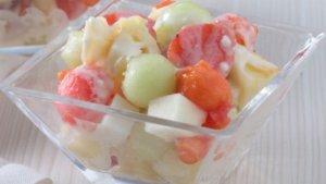 Resep Salad Buah Yoghurt Orange dan Cara Membuatnya, Inilah Dessert yang Segar dan Sehat