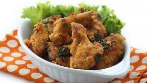 Resep Sayap Ayam Saus Telur Asin dan Cara Membuatnya, Menu Makan Siang dengan Balutan Saus Gurih