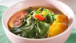 Resep Sayur Bening Kangkung Wijen dan Cara Membuatnya,Sajian Segar Untuk Pelengkap Makan Siang