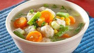 Resep Sop Bakso Emplung Jagung dan Cara Membuatnya, Sajian Berkuah untuk Menu Makan Siang