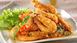Resep Udang Bumbu Kemangi dan Cara Membuatnya, Menu Olahan Seafood untuk Hidangan di Malam Hari