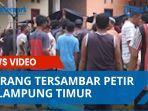 9 Orang Tersambar Petir di Lampung Timur, 2 Orang Tewas Alami Luka Bakar