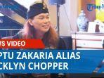 Aiptu Zakaria Jacklyn Chopper Pernah Diberondong 11 Peluru, Yang Viral Ikut Periksa Paksa HP Warga