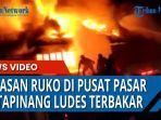 api-melalap-belasan-rumah-toko-ruko-di-pusat-pasar-kotapinang.jpg