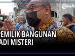 MISTERIUS! Pejabat Pemko Medan tak Tahu Siapa Pemilik Bangunan yang Dihancurkan Bobby Nasution