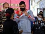 Tinjau Vaksinasi Covid-19, Wali Kota Medan Ungkap Capaian Vaksinasi Covid-19 Capai 65,25 Persen