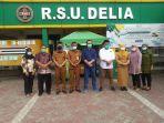 Maksimalkan Pelayanan Administrasi, Disdukcapil Langkat Gandeng RSU Delia