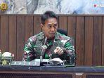 INI Peringatan Keras KASAD Jenderal TNI Andika Perkasa kepada Jajarannya yang Salah Gunakan Anggaran