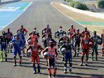 KLASEMEN MOTOGP 2021, Siapa Juara MotoGP Perancis? Tonton Gratis Live Streaming MotoGP Sesaat Lagi