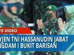 Foto-foto Penyambutan Mayjen TNI Hassanudin sebagai Pangdam I/BB Gantikan Mayjen TNI Irwansyah