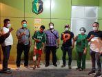 AKHIRNYA Polisi Tangkap Pembunuh Eko Kurniawan, Dihadiahi Timah Panas di Kaki
