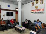 Terkait Insentif Nakes Covid-19, Ombudsman Sumut Akan Sampaikan LAHP ke Pemko Medan