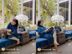 Akhirnya Terungkap Tarif Rossa Sekali Show, Pantesan Punya Rumah Seharga Rp 20 Miliar