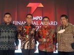 Bank Sumut Raih Tempo Financial Award Best Resilence
