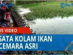 Wisata Murah Meriah, Kolam Ikan Cemara Asri Diserbu Pengunjung
