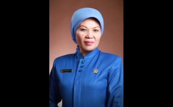 Terpilih menjadi Ketua Ika Fisip UMSU - nurhasanah.jpg