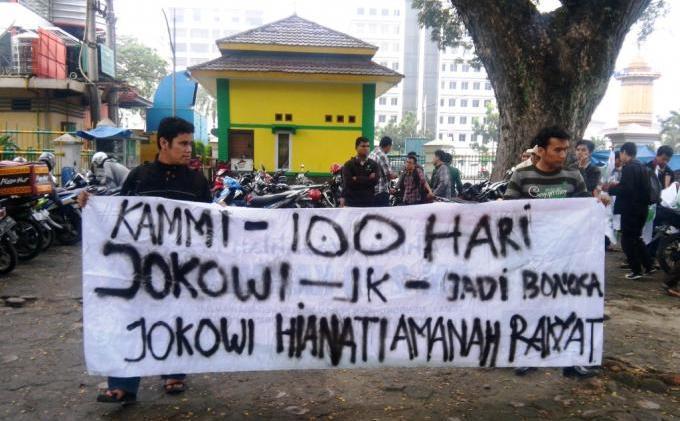 KAMMI Sumut Tolak Jokowi ke Sumut - Kammi_tolak_jokowi.jpg