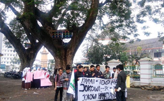 KAMMI Sumut Tolak Jokowi ke Sumut - kammi_tolak_jokowi1.jpg
