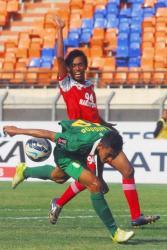 Kenakan Jersey Martapura FC Lagi