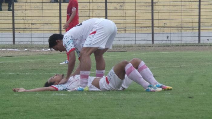 Gol Aidil Bogel Hantarkan Martapura FC ke 16 Besar