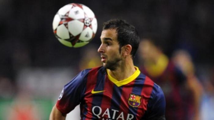 Bek Barcelona Dipinjam Inter Dua Musim