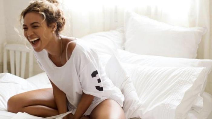 Beyonce Gunakan Krim Wajah untuk Kulit Tubuh