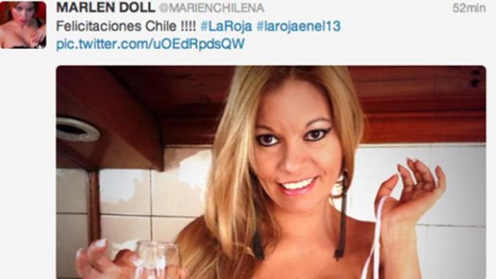 Chile Menang, Bintang Porno Ini Bercinta 12 Jam