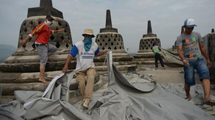 21 Negara Ramaikan Borobudur 10K