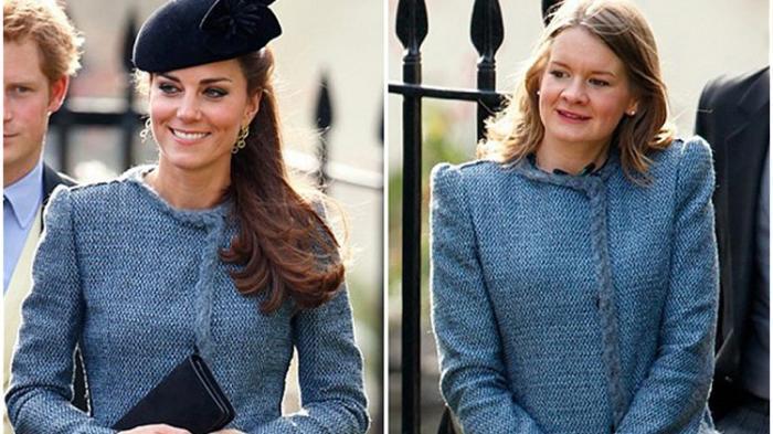Busana Kate Middleton Jadi Ikon Fashion