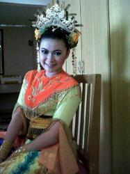 Siap Tampil di Parade Tari Nusantara