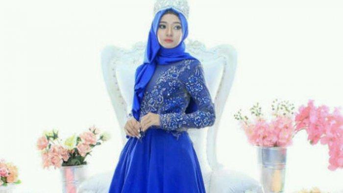 Dinda Akan Kenakan Baju Sasirangan ala Cinderella