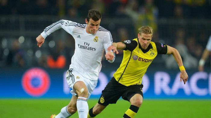 Borussia Dortmund Hajar Real Madrid 2-0