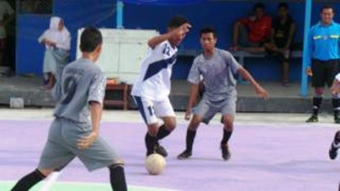 Iwan Puas SMAN 2 Juara Ketiga