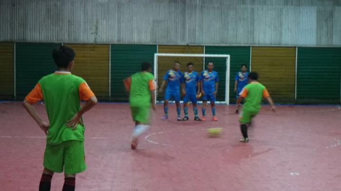 Turnamen Futsal Wali Kota Cup Digeber